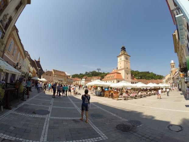 Brasov Marktplatz
