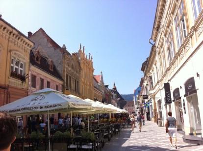 Altstadt von Brasov