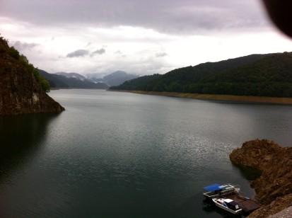 Stausee im Fagaras-Gebirge
