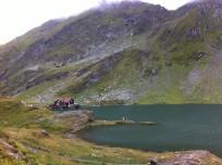 See im Fagaras-Gebirge