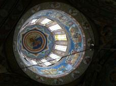 Kuppel Biserica ortodoxa in Cincis-Cerna