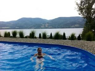 Pool im Casa Mircea