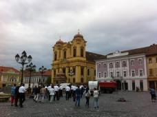 Kath. Kirche Timisoara