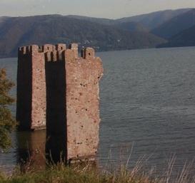 Sau-Tri-Kule beim Eisernen Tor