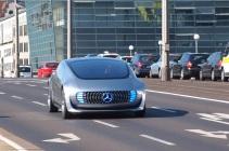 Mercedes-Benz F015 Foto: Martin Hieslmaier