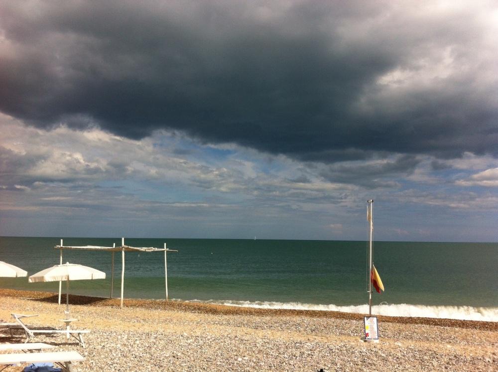Ein Sonntag in Italien ... (3/6)