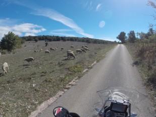 Radweg nach Monte Sacro