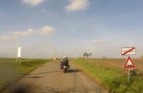 Wegkreuz bei Hruska