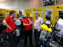 Touratech-Stand