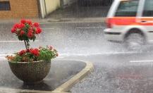 Noch mehr Regen