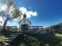 Sissi-Kapelle auf der Postalm