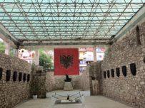 Skanderbeg Mausoleum Lezha