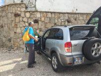 Unser albanisches Auto