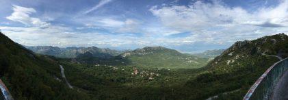 Blick auf den Shkodra-See