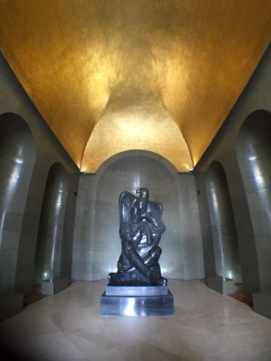 Njegos-Mausoleum