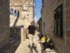 Aufbruch in Dubrovnik
