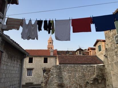 Guten Morgen in Split