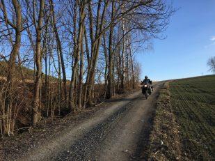 Feldweg bei Lembach, Bucklige Welt