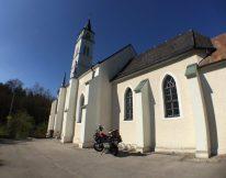 Wallfahrtskirche Maria Steinpartz