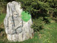 Gedenkstein für den grausamen Ritter