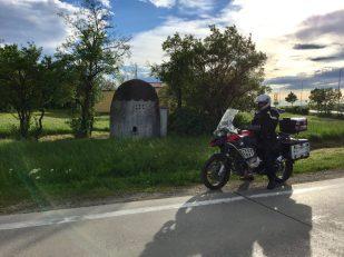 Bunker oder was anderes