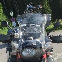 BMW trifft Harley