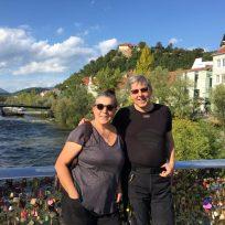 Geschwister in Graz