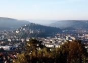 Guten Morgen in Sighisoara