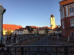 Altstadt in Sibiu