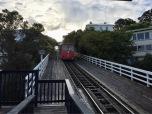 Kabelbahn in Wellington