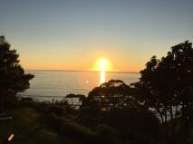 Anaura Bay - Sonnenaufgang