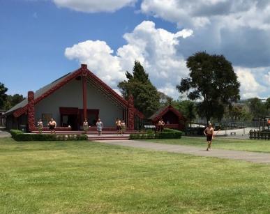 Te Puia - Maori Marae