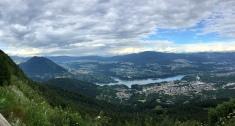 Lago S. Giustino bei Cles