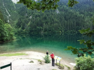 Lago Tovel