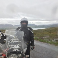 Rain at Applecross