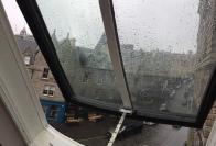 Blick aus dem Fenster Tag 2