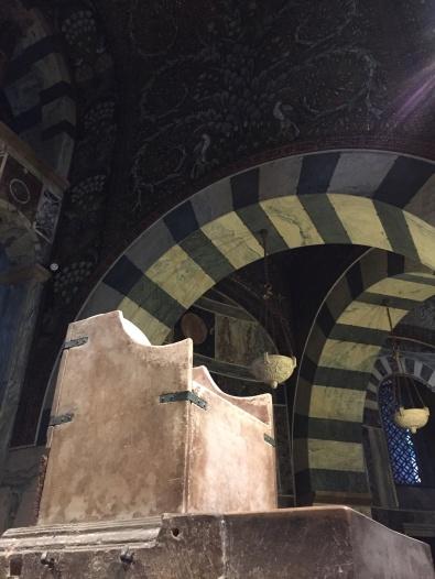 Kaiserthron Aachener Dom