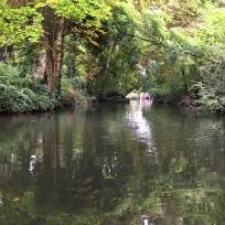 Kanäle in Colmar