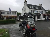Aufbruch bei der Isle of Skye