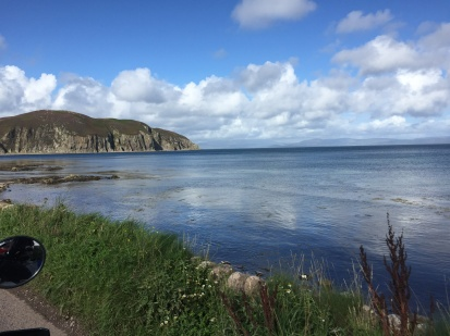 Insel bei Campbeltown