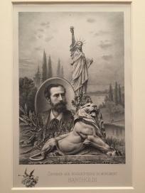 Bartholdi der Erbauer der Freiheitsstatue
