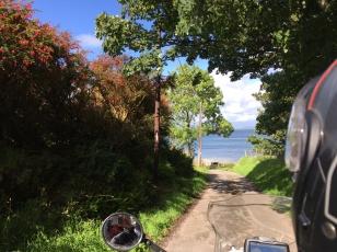 Ostküste Richtung Campbeltown