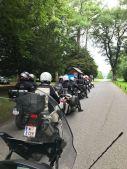 Einfahrt zum Glamis Castle