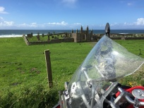 Heldenfriedhof an der Westküste