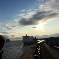Hafen in Hull