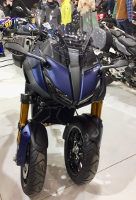Yamaha Nike Rollator
