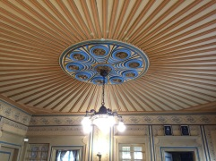 Decke in der Eingangshalle Hindliyan Haus