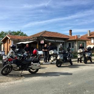 Bikertreffen in Panitsovo