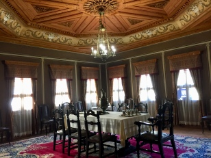 Salon im Balabanov Haus
