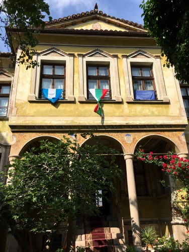 Nedkovich Haus